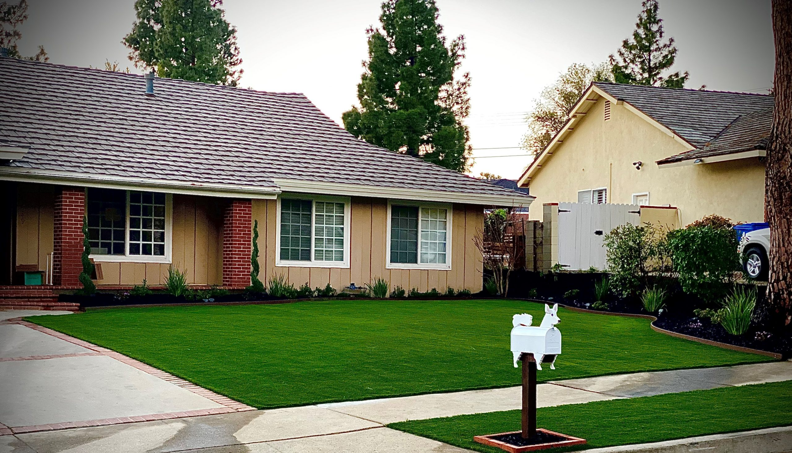 synthetic lawn installers near me
